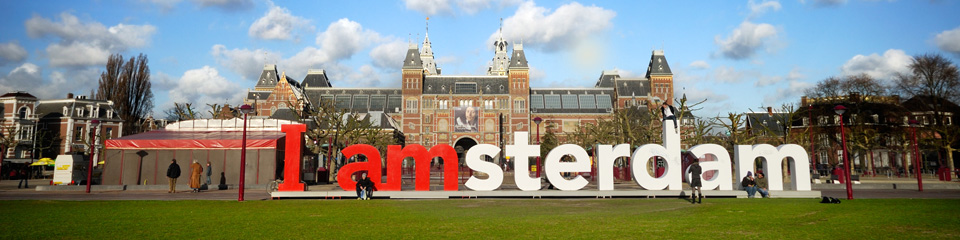 Amsterdam, Paris & London