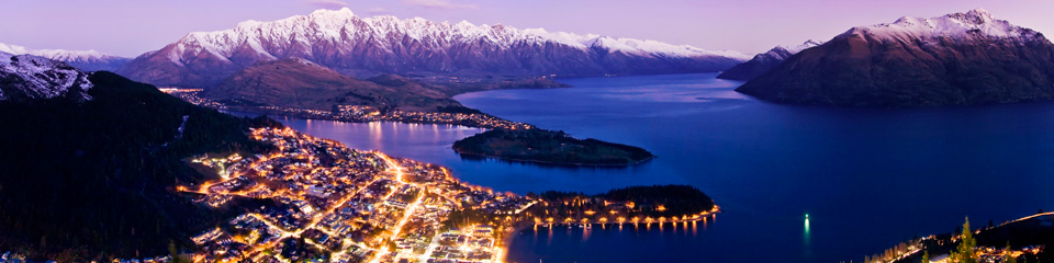 Journey Down Under with Queenstown