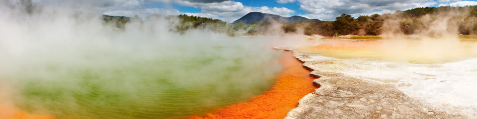 ROTORUA Travel & Vacation Packages - Monograms® Travel