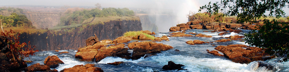 Untouched Botswana with Zambia's National Parks & Victoria Falls