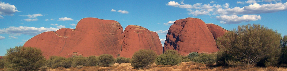 Packages with Ayers Rock