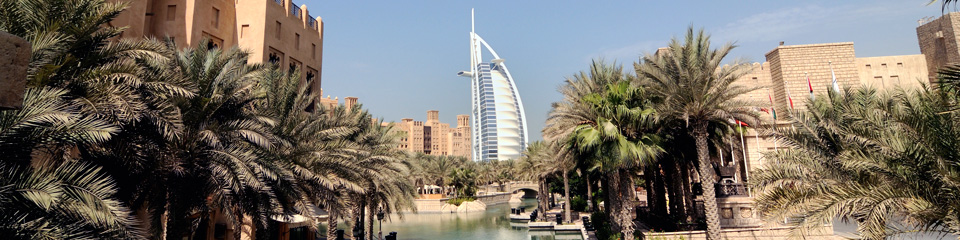 United Arab Emirates Travel - Monograms® Travel Package