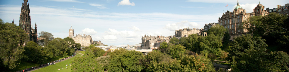 Edinburgh Vacation & Travel Packages - Monograms®