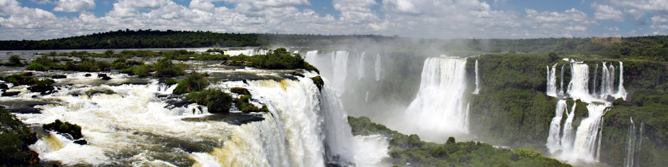 Packages with Iguassu Falls