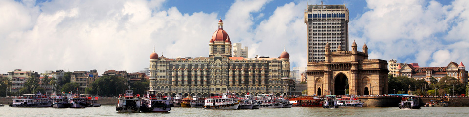Packages with Mumbai