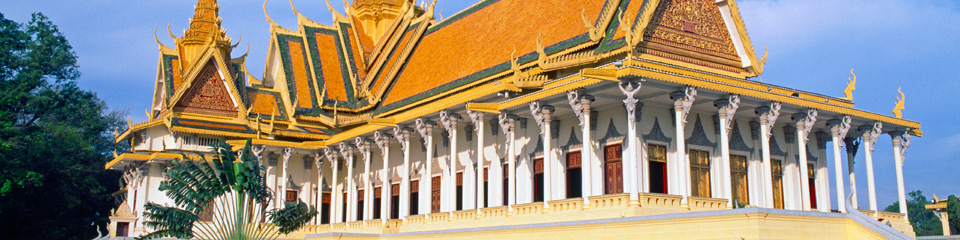 Cambodia Travel Packages - Monograms® Asia Travel
