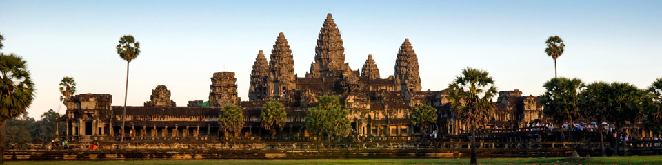 Packages with Siem Reap