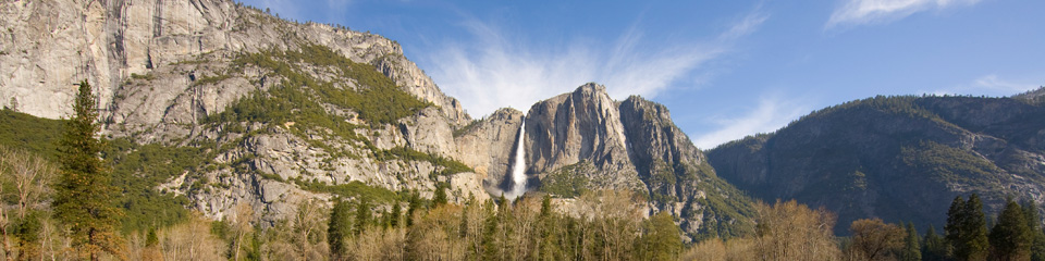 Packages with Yosemite National Park