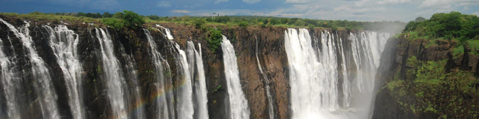 Untouched Botswana with Victoria Falls