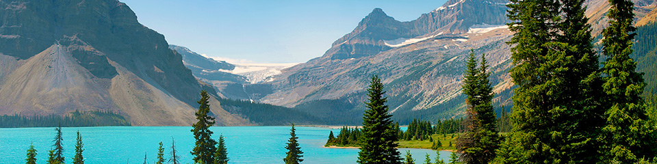 Canadian Rockies by Rail from Calgary to Vancouver