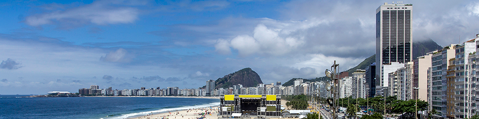 Brazil Vacation Package from Monograms®