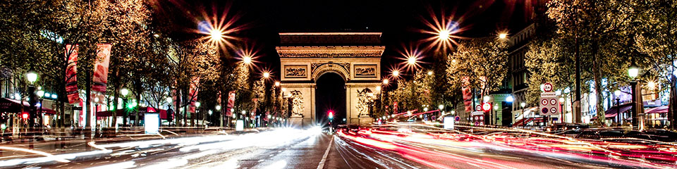 Rome, Paris & London with Extended Stay in Paris