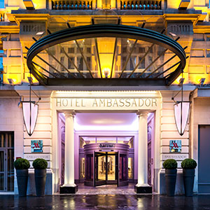 Paris Marriott Opéra Ambassador