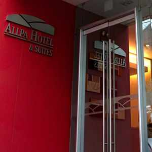 Allpa Hotel and Suites