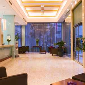 Mercure on Renmin Square