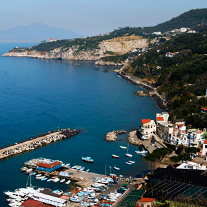 Travel to Sorrento and Rome