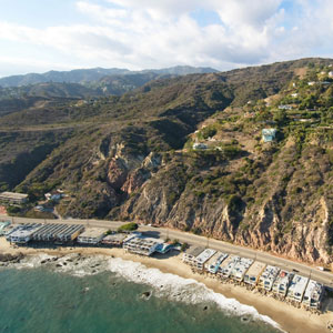 California Coast Vacation Package