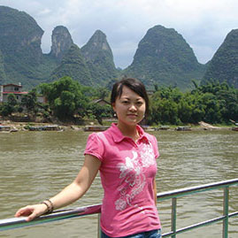 Meet one of your Local Hosts in Guilin, China