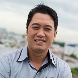 Meet one of your Local Hosts in Ho Chi Minh City, Vietnam