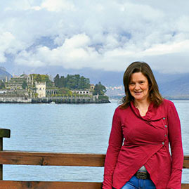 Meet one of your Local Hosts in Lake Maggiore, Italy