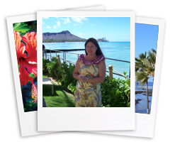 Meet Debbie, one of your Local Hosts in Oahu, Hawaii