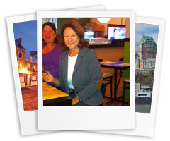 Meet one of your Local Hosts in Quebec City, Quebec, Canada