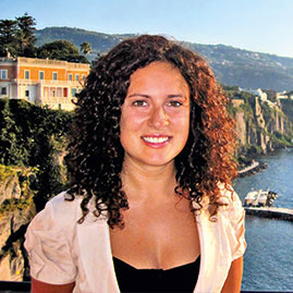 Meet one of your Local Hosts in Sorrento, Italy