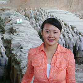 Meet one of your Local Hosts in Xi'an, China