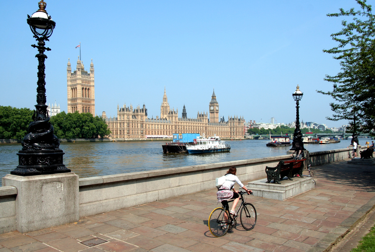 A Week in London Vacation Package
