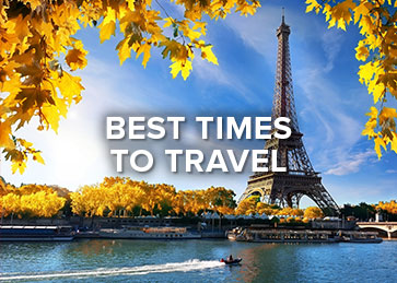 Best Times to Travel